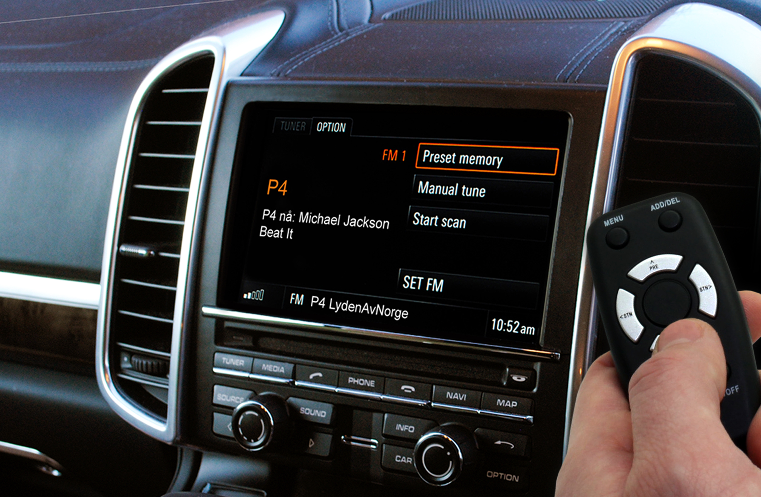 AutoDAB-FM Digital Radio For Any Vehicle